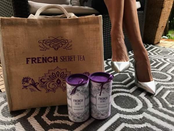 Комплект Slimming и Detox чай(120 бр) + 🎁подарък плажна чанта